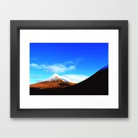 Adventure Framed Art Print by Haroulita | Society6