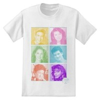 Vintage Saved By The Bell Full Cast T-Shirt NWT S-2XL Licensed & Official