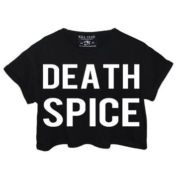 Death Spice Crop Top [B]