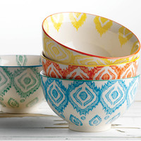 Impressions Bowls Set of 4