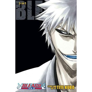 Bleach 9: 3-in-1 Edition (Bleach)