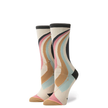 Stance Aquarius Socks In Multicolor