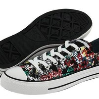 Converse 'CT Poster OX' 108844F Black Shoes Men's Size 13/ Women's Size 15