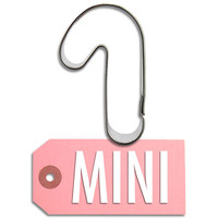 Mini Candy Cane Cutter