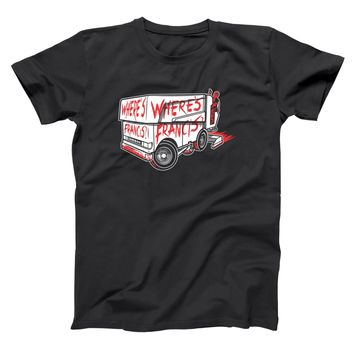 Deadpool Where's Francis ? Men's T-Shirt