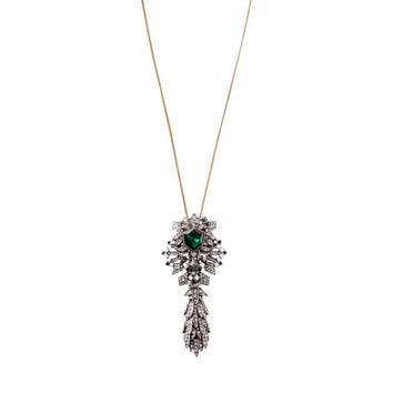 Maven Plumage Convertible Necklace