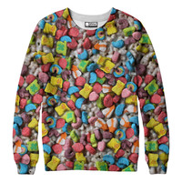 Marshmallow Cereal Sweatshirt - READY TO SHIP