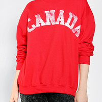 Urban Outfitters - Canada Pullover Sweatshirt