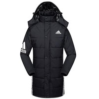 Adidas Women Men Fashion Casual Hooded Cardigan Jacket Coat Windbreaker-14