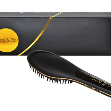 LIMITED TIME ONLY 109.95 - Citra Styler Hairbrush Straightener