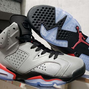 "d36be30bf01f Air Jordan 6 ""3M Reflective Infrared"""