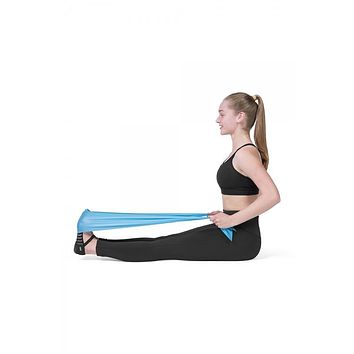 Resistance Band A0925 Bloch Heavy, Medium or Light Weight (Royal, Turquoise, Sea Foam)
