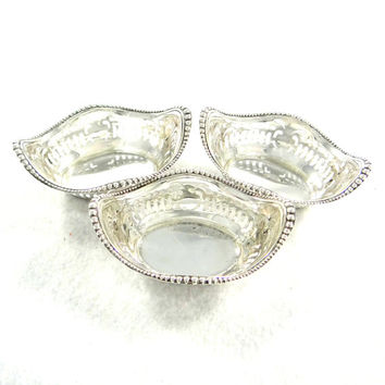 Vintage Sterling Silver Bowls from 1940s by Gorham Silver Company