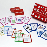Take It Off - Card Game