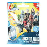 Character Building Doctor Who Series 4 Micro Blind Bag Figure