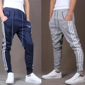 Autumn Korean Pants Sportswear Skinny Pants [6533777415]