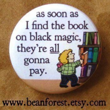 revenge at the library by beanforest on Etsy