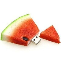 High Quality 4 GB Watermelon Shape USB Flash Memory Drive