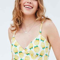 Kimchi Blue Charlotte Wrap Cami - Urban Outfitters