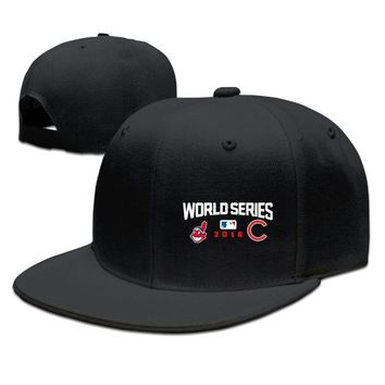 69a50d25fcc4f Cleveland Indians Vs Chicago Cubs New Era Navy 2016 World Series