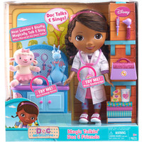 Walmart: Disney Doc McStuffins Talking Doll with Magical Friends