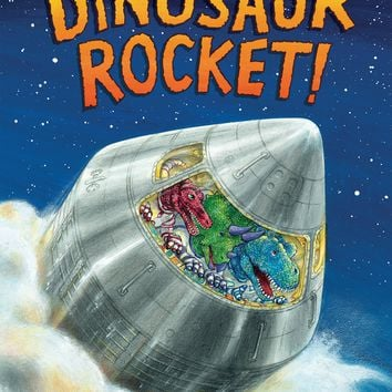 Dinosaur Rocket! (Penny Dale's Dinosaurs) Board book – January 4, 2016