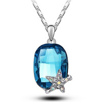 Star Crystal Necklace