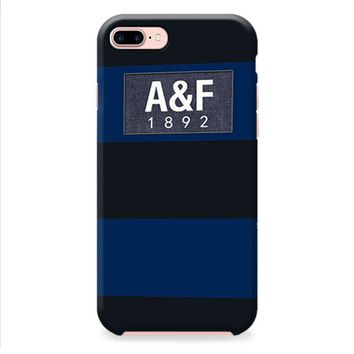 Dark Blue Abercrombie And Fitch iPhone 8 | iPhone 8 Plus Case