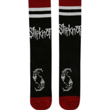 Slipknot Logo Crew Socks