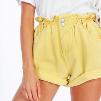 Paradise Club Denim Shorts