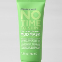 Formula 10.0.6 No Time To Shine Mud Mask - Urban Outfitters