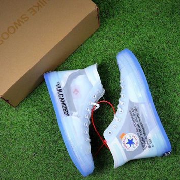 CREYNW6 OFF WHITE x Converse Chuck Taylor All Star 1970s Shoes