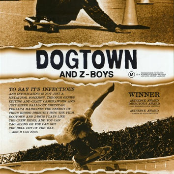 Dogtown and Z-Boys 11x17 Movie Poster (2001)
