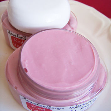 Blooper Whipped Body Butter Red Velvet Cake - Body Frosting, Cupcake, Lotion, Whipped Lotion, Moisturizing, Bridal Shower, Party Favor