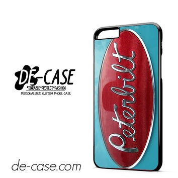 Peterbilt Truck Logo DEAL-8570 Apple Phonecase Cover For Iphone 6/ 6S Plus