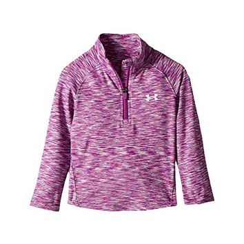 Under Armour Kids Amped Training 1/4 Zip (Toddler)