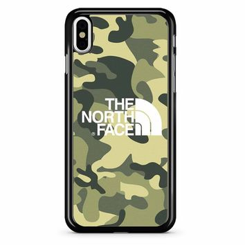 The North Face iPhone X Case