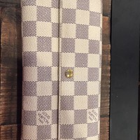 One-nice™ Louis Vuitton Long Wallet (Ivory)