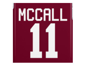 Scott McCall's Jersey - white text