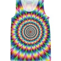 Into the Rainbow Tank Top