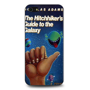 Hitchhikers Guide to the Galaxy iPhone 5   5S Case