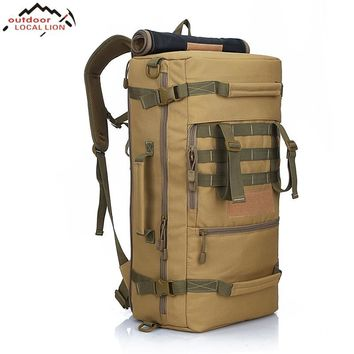 LOCAL LION  2018 Men's  Military Tactical Backpack