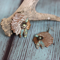 Tawakoni Earrings