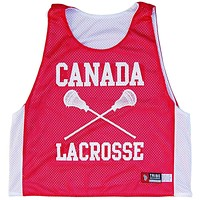 Canada Nations Lacrosse Pinnie