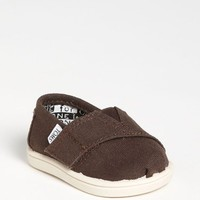 Toddler TOMS 'Classic - Tiny' Slip-On