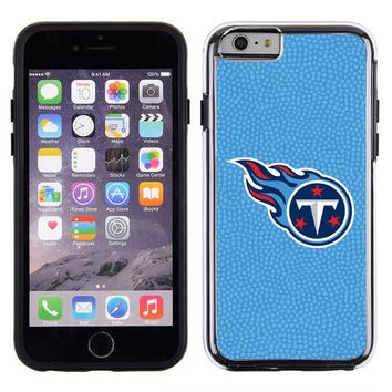 Tennessee Titans Team Color NFL Football Pebble Grain Feel IPhone 6 Case