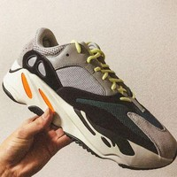 ADIDAS YEEZY 700 Tide brand men and women sports and leisure retro old shoes 1#