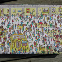 Where's Waldo Macbook Pro Laptop Case