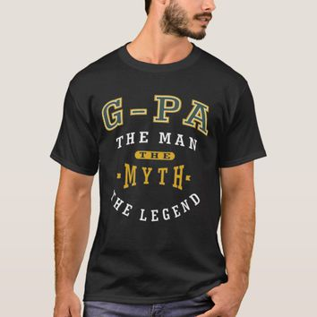 G-Pa The Legend T-Shirt