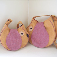 Small dog bag / Kids bag / lunch bag